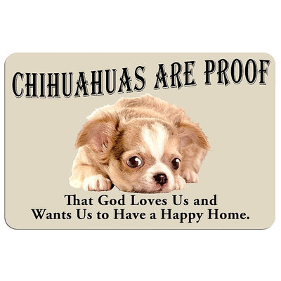 Kohls Chihuahuas Are Proof Dog Floor Mat