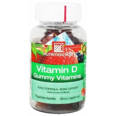Nutrition Now Vitamin D Gummy Vitamins Gummies