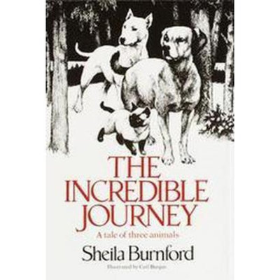 The Incredible Journey (Hardcover)