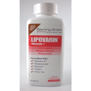 Lipovarin 150 Caps Thermogenic Weight Loss Diet Pill- 2