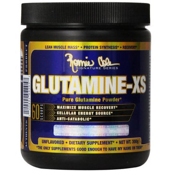 Ronnie Coleman Signature Series Glutamine-XS 300 Supplement, 300 Gram