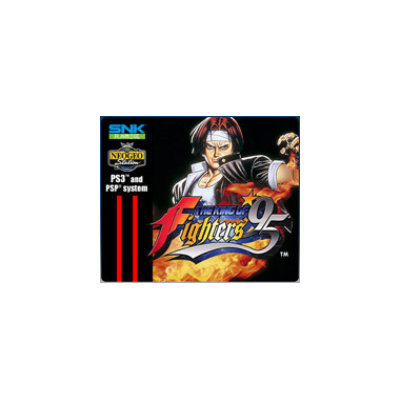 SNK Playmore USA THE KING OF FIGHTERS '95 PSP DLC