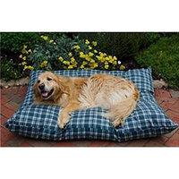 Boomer George Carolina Pet Company Tan Indoor Outdoor Shebang Dog Bed