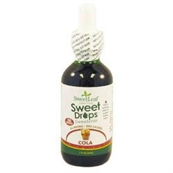 Liq Stevia Cola 2 Oz by Sweet Leaf (1 Each)