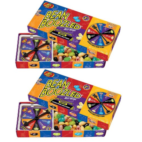 Jelly Belly Candy Co. (Set/2) Jelly Belly Bean Boozled Jelly Beans Gift Box - Wild & Weird Flavors
