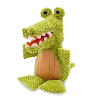Lambs & Ivy Bedtime Lambs & Ivy Yoo-Hoo Snappy Alligator Plush Toy