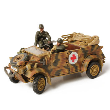 Unimax Toys Limited Unimax Forces of Valor German Kubelwagen Type 82 1:32 Scale