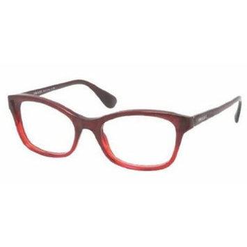 Prada PR05PV Eyeglasses-MAX/1O1 Red Gradient-52mm
