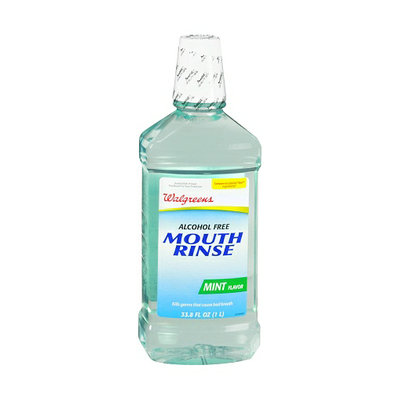 Walgreens Mouth Rinse Mint