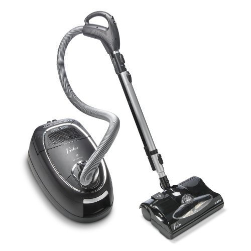 Prolux Stealth 2 Quiet Hepa Multi Carpet and Hard Floor Canister Vacuum Cleaner
