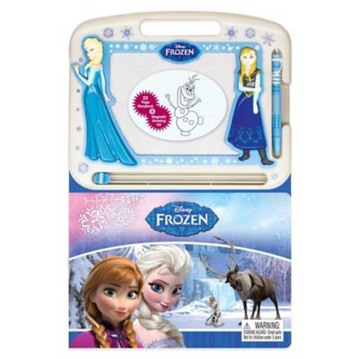 Disney Frozen Learn to Draw with Magnetic Drawing Pad