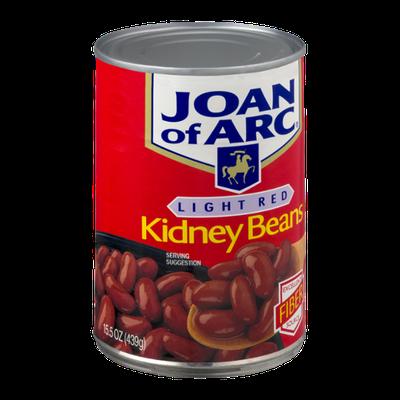 Joan of Arc Kidney Beans Light Red