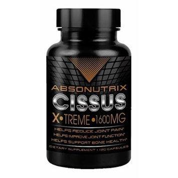 Absonutrix Cissus Quadrangularis Xtreme 1600mg - 120 Capsules