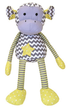 Trend Lab Stuffed Toy - Hello Sunshine Monkey