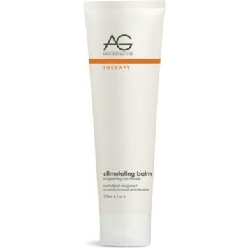 AG Hair Cosmetics Conditioner for Unisex, Stimulating Balm Invigorating, 6 Ounce