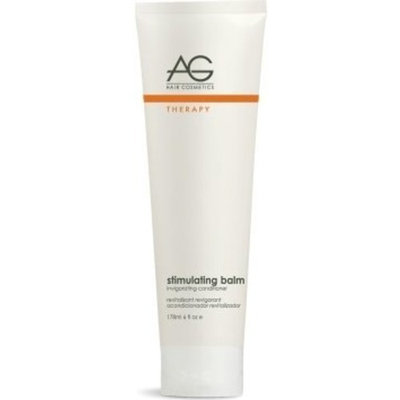 AG Hair Cosmetics Conditioner for Unisex, Stimulating Balm Invigorating, 6 Ounce