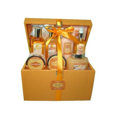 Morgan Avery Auressence Bath Collection, Orange Ginger