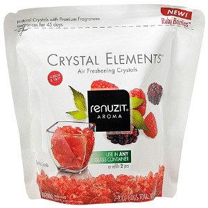 Renuzit Crystal Elements Air Freshening Crystals