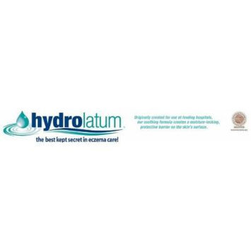 Hydrolatum Hydrated Petrolatum Cream for Dry Skin Eczema - 2 oz (Pack of 3)