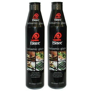Acetum Blaze Balsamic Glaze 12.9 oz Each (Pack of 2)