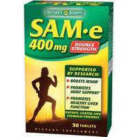 Nature's Bounty SAM-e 400mg