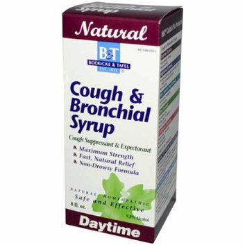 Boericke & Tafel Boericke and Tafel Cough and Bronchial Syrup 8 fl oz