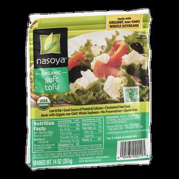 Nasoya Organic Soft Tofu