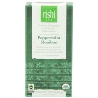 Rishi Tea Peppermint Rooibos, 1.94 Ounce