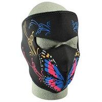 Zan Headgear WNFM041 Butterfly Neoprene Full Mask