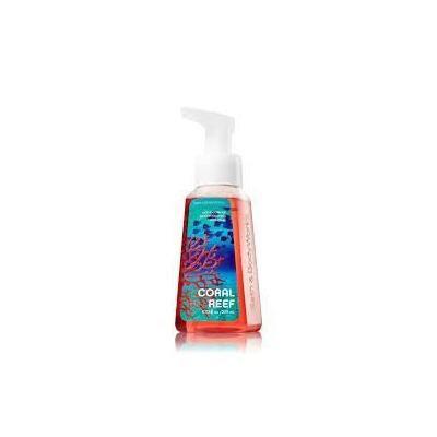 Bath & Body Works® CORAL REEF Anti-Bacterial Gentle Foaming Hand Soap