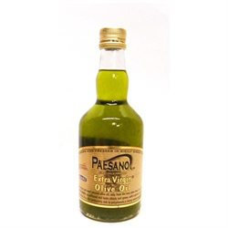 Asaro Paesanol All Natural Unfiltered Extra Virgin Olive Oil 17 oz