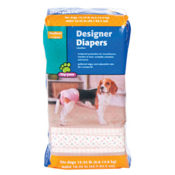 Top Paw Designer Diapers