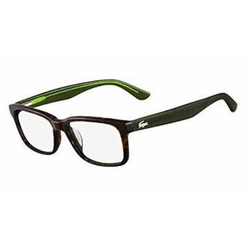 Lacoste Eyeglasses L2672 Havana Demo 17 140