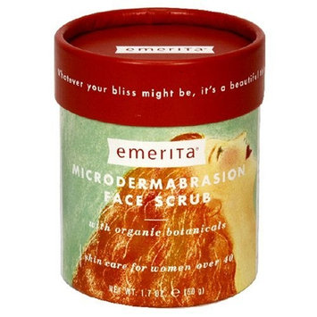 Emerita Microdermabrasion Face Scrub, 1.7-Ounce Jar