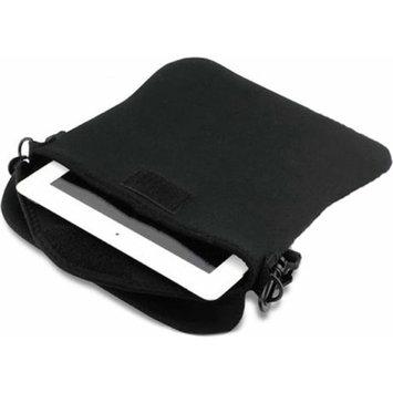 KTA Neoprene Case for iPad 2/3, Black