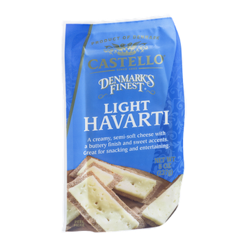 Castello Denmark's Finest Havarti Light