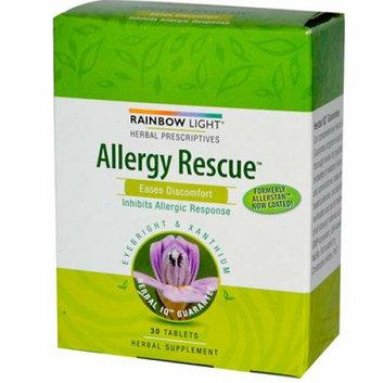 Rainbow Light Allergy Rescue 30 Tablets