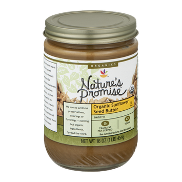 Nature's Promise Organics Organic Sunflower Seed Butter