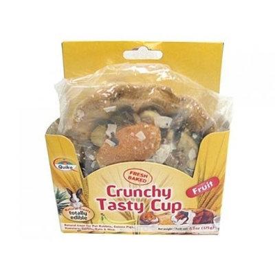 Quiko Crunchy Cup Fruit, 175-Gram, 6-Count