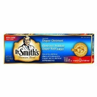 Diapering Dr. Smith's Diaper Ointment Dr. Smith's, 3-Ounce (Pack of 4)