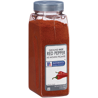 McCormick Culinary® Red Pepper, Ground, Hot