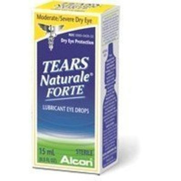 Alcon Tears Naturale Forte Lubricant Eye Drops, 1 Ounce