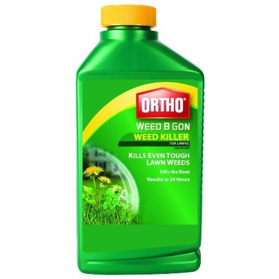 Flagline Ortho 0406310 Weed B Gon Weed Killer for Lawns Concentrate, 32-Ounce (Discontinued by Manufacturer)