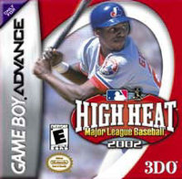 3DO High Heat Major League Baseball 2002