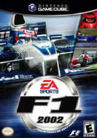 EA Sports F1 2002 Gamecube