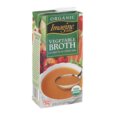 Imagine Broth Vegetable Organic