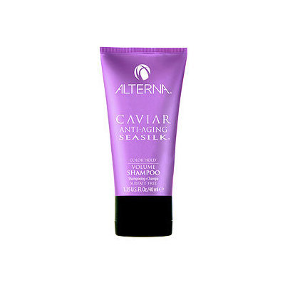 ALTERNA CAVIAR Anti-Aging Volume Shampoo with Seasilk
