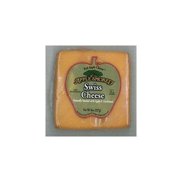Apple Smoked Cheese Kosher Swiss