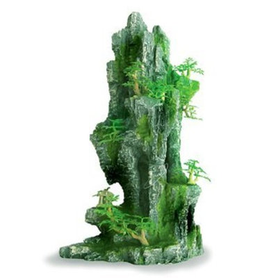 R-zilla Zilla Tropical Series Granite Tower with Foliage, X-Large