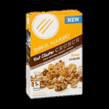 Bear Naked Honey Almond Nut Cluster Crunch Cereal